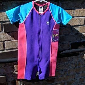 🏄♀️NWT TYR Kids thermal neoprene wetsuit